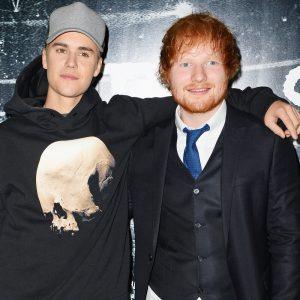 6ª. Ed Sheeran Justin Bieber - I Don't Care